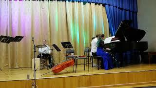 J.Pierpont Jingle Bells (for 1 piano 6 hands+drums)