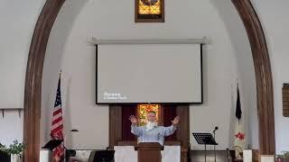 A Thankful Church (Testimony + Sermon)