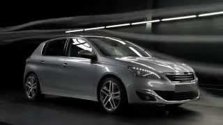 Spot TV internazionale Nuova Peugeot 308