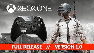 PUBG XBOX ONE FULL RELEASE | Battlegrounds Best Solo, Duo & Squad Live Stream Gameplay
