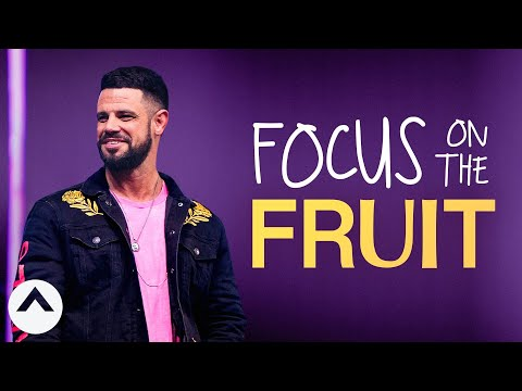 I Don't Know What To Do | Focus On The Fruit | Steven Furtick | Elevation Church
