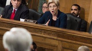 Elizabeth Warren To Wells Fargo CEO: You Should Resign