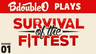 Minecraft Survival of the Fittest :: Smooth Sailing :: E1