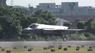 [11/1速報!!] F- 35A  11号機(89- 8711) 初テスト飛行をした!! 小牧基地