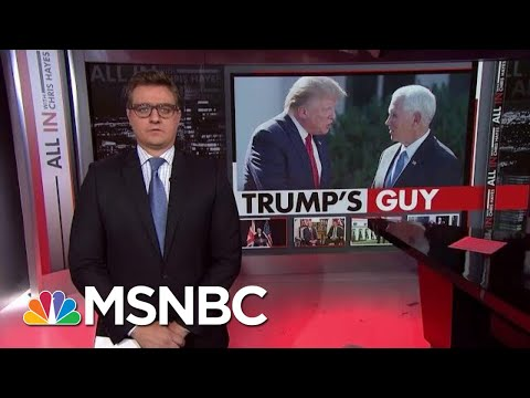 Vice President Mike Pence Had A Rough Week Abroad | All In | MSNBC