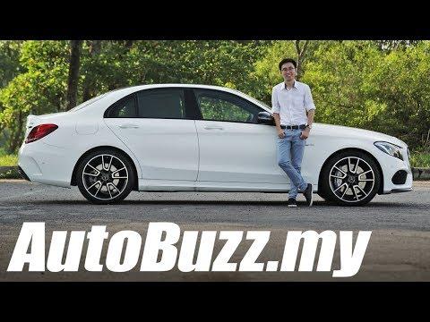 Mercedes-AMG C43 4MATIC Sedan (CKD) review - AutoBuzz.my