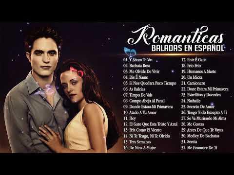 Baladas Romanticas en Español de los 90 💘 Música Romántica 90 Para Trabajar y Concentrarse