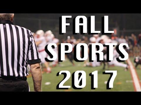 Fox Chapel Fall Sports 2017