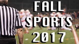 Fox Chapel Fall Sports 2017