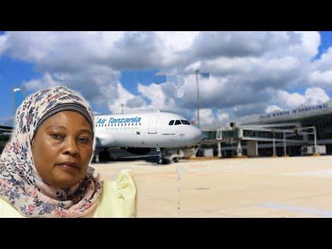 """PART 1: MUONGOZA NDEGE WA KWANZA MWANAMKE TANZANIA """"NILIPENDA URUBANI, NILIPATA 1988"""""""