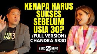 Download lagu RAHASIA CHANDRA PUTERA NEGARA RAIH SUKSES SEBELUM USIA 30 (ZERO TO HERO FULL VERSION) | Merry Riana