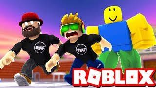 ROBLOX GIANT SURVIVAL 2 / SURVIVE THE GIANT NOOB OR GET EATEN