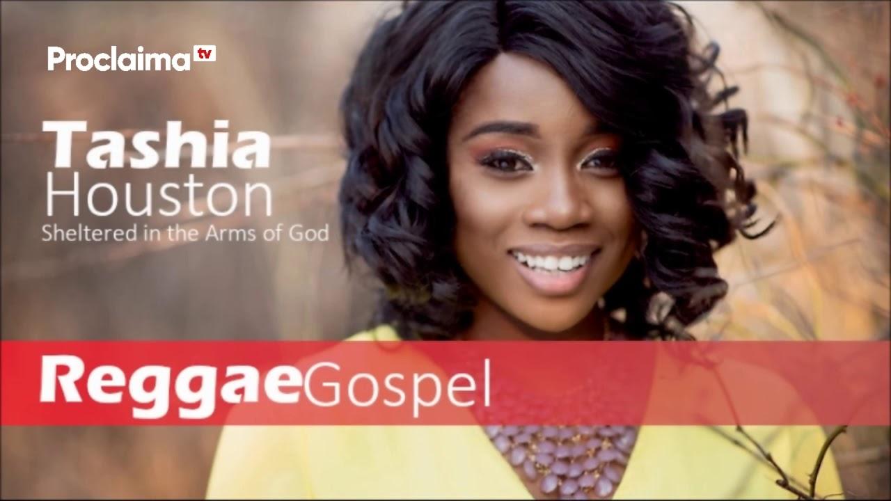 Tashai Houston - Sheltered in the Arms of God - Gospel Reggae