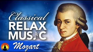 🔴 Music for Stress Relief 24/7, Relaxing Classical Music, Instrumental Music, Mozart, Study, Sleep