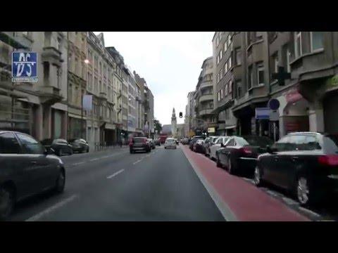 🇱 Luxembourg: Les rues du centre-ville (2x)