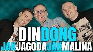 DIN DONG - Jak jagoda jak malina (HIT DISCO POLO) (Official Video) HD