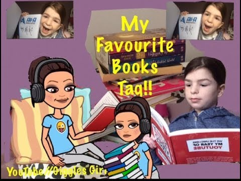 My Favourite Books Tag | Giggles Girl