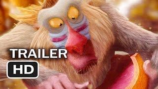 The Lion King Reborn - 2018 Movie Trailer Parody