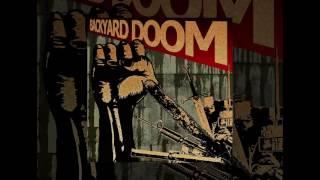 BACKYARD DOOM - Swords and Fangs (2016) BACKYARD DOOM is ELOQ and K...