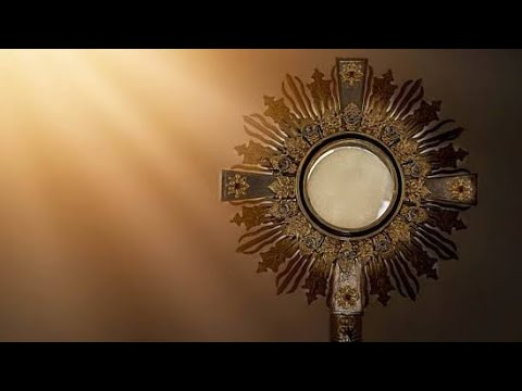 Exposition of the Blessed Sacrament