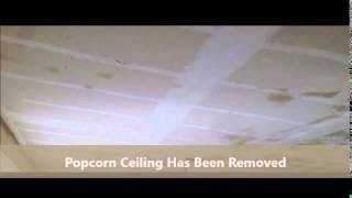Popcorn Ceiling Removal Crane TX, Popcorn Removal Crane