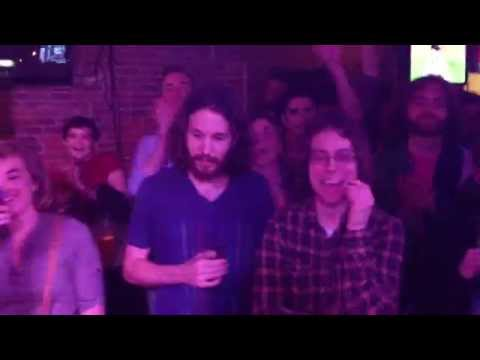 Mary Lynn's band freaks out.