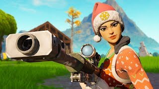 Blanco Brown - The Git Up Fortnite Sniping Montage