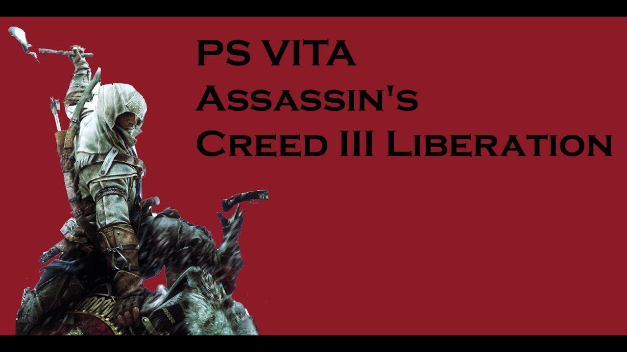 Download ASSASSIN'S CREED III LIBERATION PS VITA|Gameplay