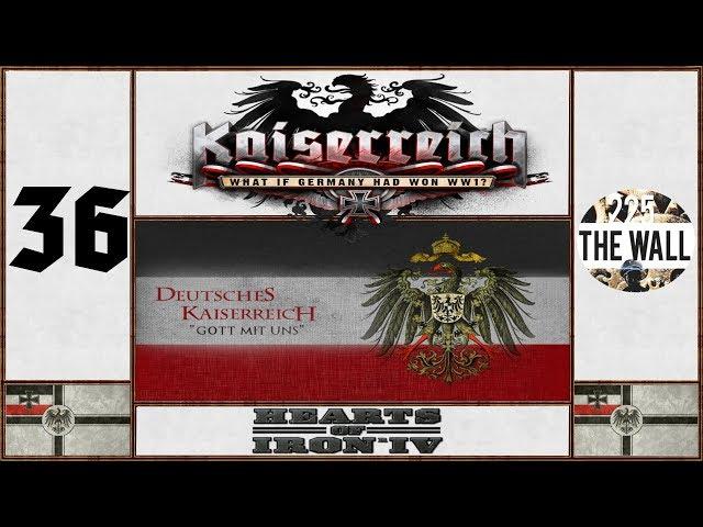Deutsches Kaiserreich - HOI 4 Kaiserreich Impero Tedesco [Gameplay ITA #36]