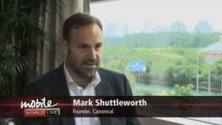 Mark Shuttleworth Talks - Mobile Carriers | Convergence | Independent OS | Android Compatible