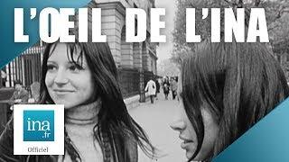 1973 : Pour ou contre les femmes en pantalon ? | Archive INA