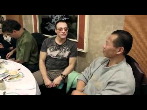 Jean Claude Van Damme meet Bolo Yeung 2011  25 years from BloodSport