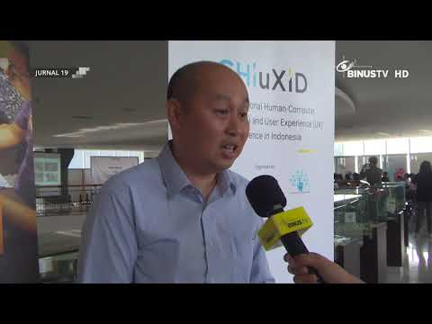 [Liputan] BINUS University Menjadi Tuan Rumah CHIuXiD Jakarta 2018