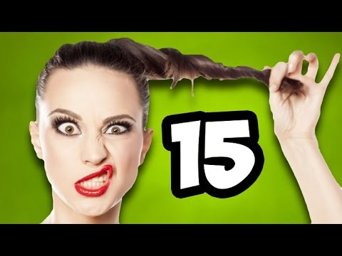 Çok Acayip Alışkanlıklara Sahip 15 İnsan