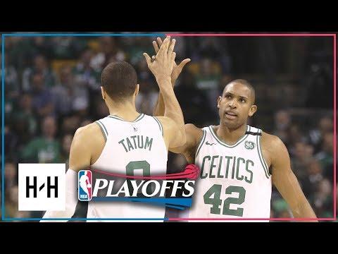 Milwaukee Bucks vs Boston Celtics  Game 5  Highlights  April 24, 2018  2018 NBA Playoffs