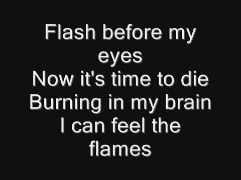 Metallica - Ride The Lightning Lyrics