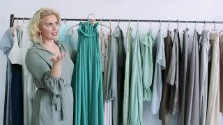 Η Μαρία Σαββίδου, μας ντύνει για το εταιρικό event