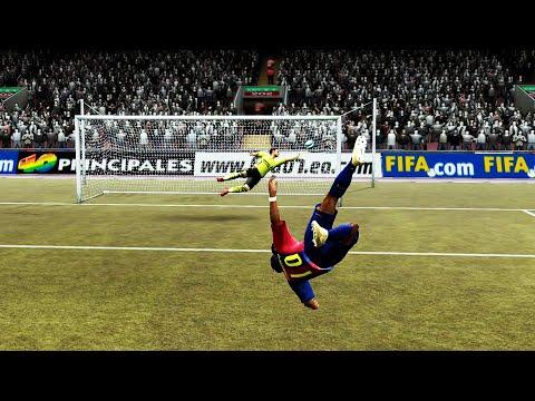Bicycle Kicks From FIFA 94 to 21 thumbnail