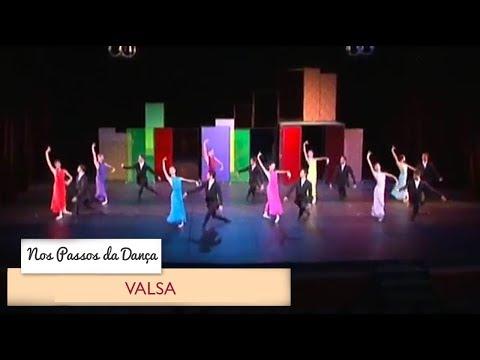 Nos Passos da Dança - Valsa