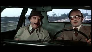 Inspector Clouseau and the pop-out lighter