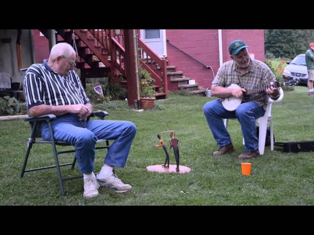 Limberjacks & Banjo