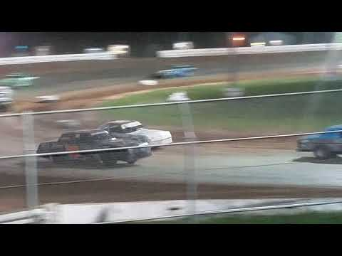 Pure Stock Feature - ABC Raceway 7/7/18