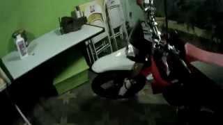CRZ 150 SM - falando um pouco sobre a moto e seus 20.000km rodados