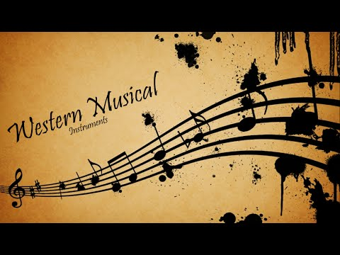 Presentation on Western Musical Instruments   Presentations4U