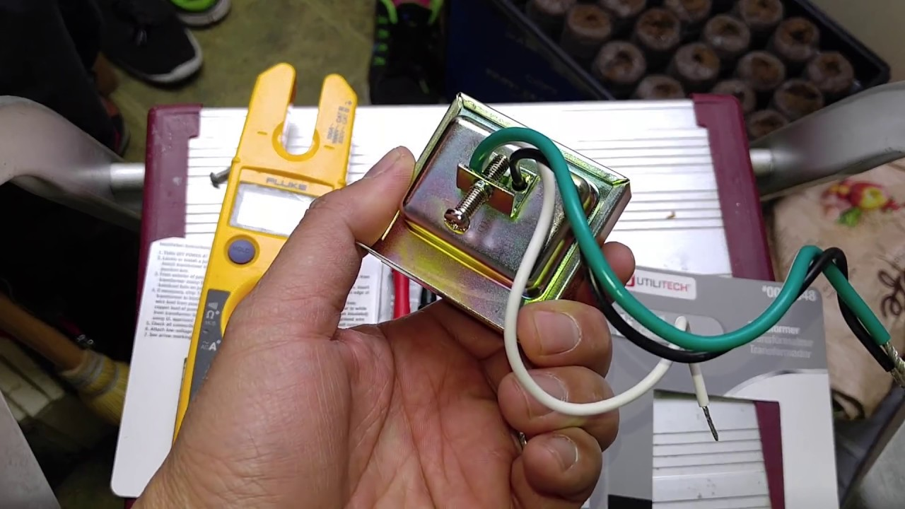 How To Wire A Doorbell Wire Drawing