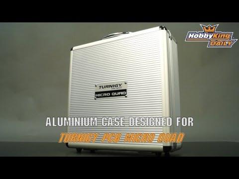 HobbyKing Daily - Aluminium Carrying Case