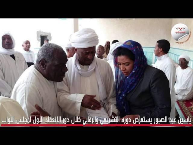 ياسين عبد الصبور يستعرض دوره التشريعي والرقابي خلال دور الانعقاد الأول لمجلس النواب