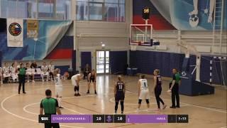 Баскетбол. Ставропольчанка-СКФУ - Ника Сыктывкар