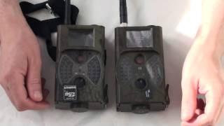 Фотоловушка (Камера для охоты) обзор, тест.