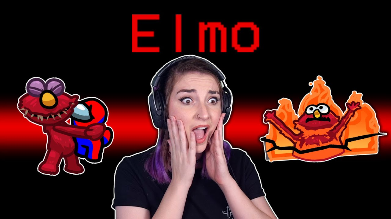 Download I TICKLE crewmates to DEATH as ELMO [Among Us]